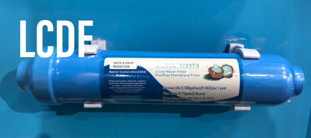 10 pollici GAC Granular Activated Carbonio Osmosis Filtro dell/'acqua a osmosi inversa Granulare osmosi inversa